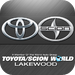 Toyota/Scion World of Lakewood DealerApp