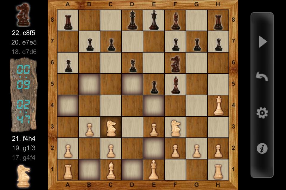 Screenshot Chess Deluxe!!