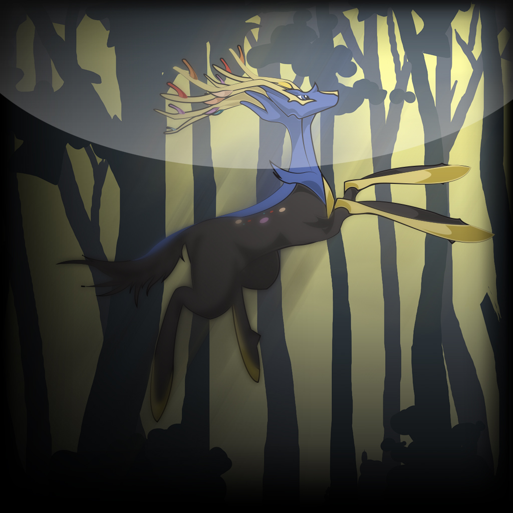 Catch Xerneas